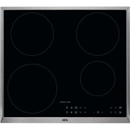 AEG IKB64301XB Electric Induction Hob - Black-2 Yr Warranty