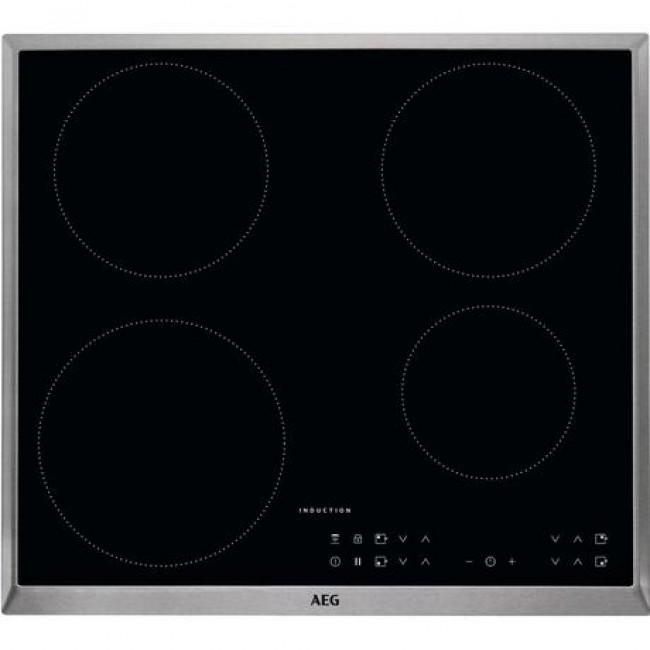 AEG IKB64301XB Electric Induction Hob - Black-2 Yr Warranty