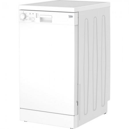 Beko DFS05C10W Slimline Dishwasher
