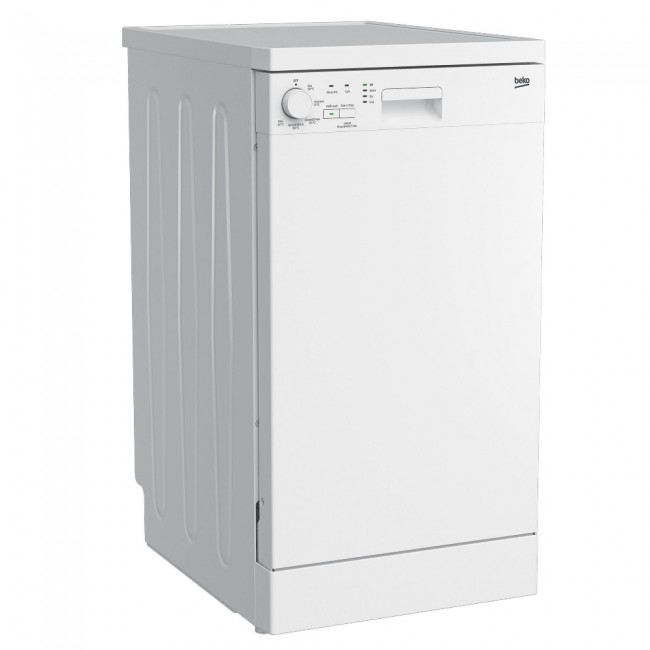 Beko DFS05020W Slimline Dishwasher - White - 10 Settings