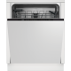 Beko DIN15C20 Integrated Dishwasher - 2 Year Warranty - A++