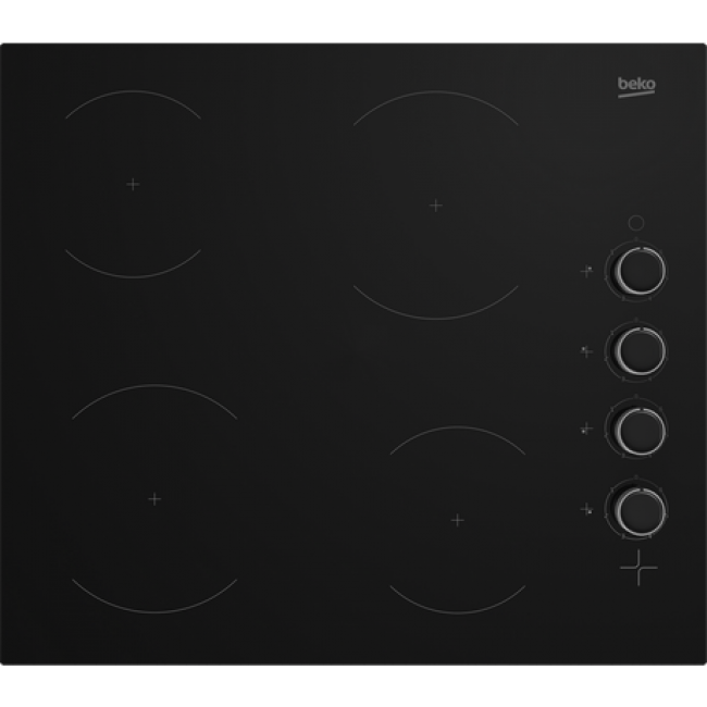 Beko CIHYV21B 58cm Ceramic Induction Hob 2 year Warranty