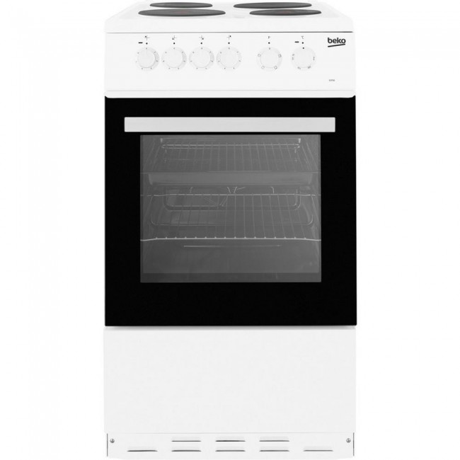 Beko ESP50W 50cm Single Oven Electric Cooker