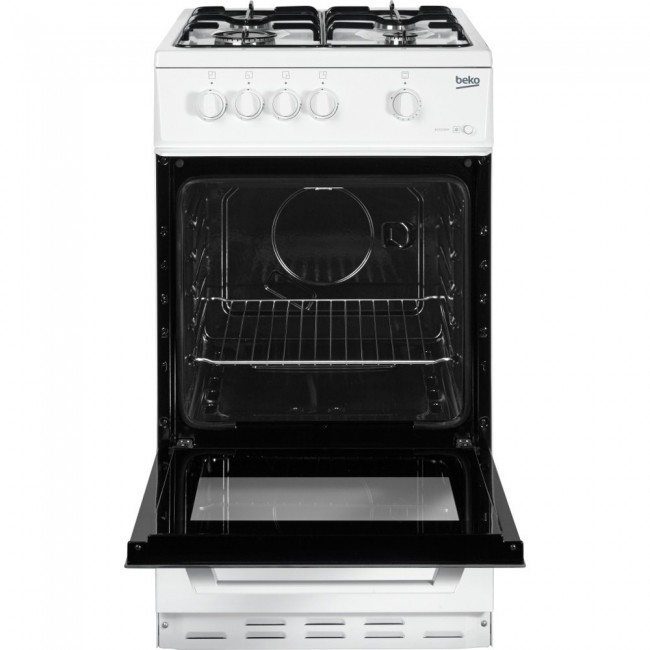 Beko ESG50W 50cm Single Oven Gas Cooker - White