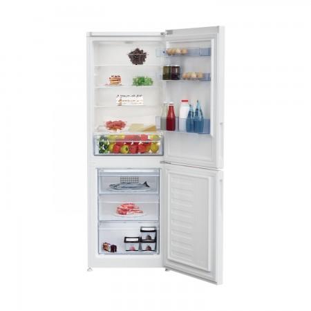 Beko CCFH1675W 60cm Frost Free Fridge Freezer - White -