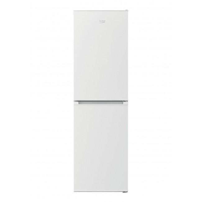 Beko CCFM3582W Frost Free Fridge Freezer - White - A+