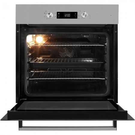 Beko CIF81X Built In Electric Single Oven - Stainless Steel- 2 Year Warranty