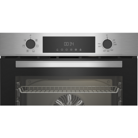 Beko CIMY91X Built In Electric Single Oven - Stainless Steel-2Yr Warranty