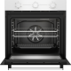 Beko CIFY71W Built In Electric Single Oven - White - 2 yr Warranty