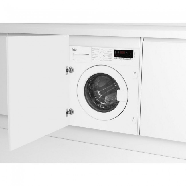 Beko | WIC74545F2 Integrated 7kg 1400 Spin | 2 Year Guarantee
