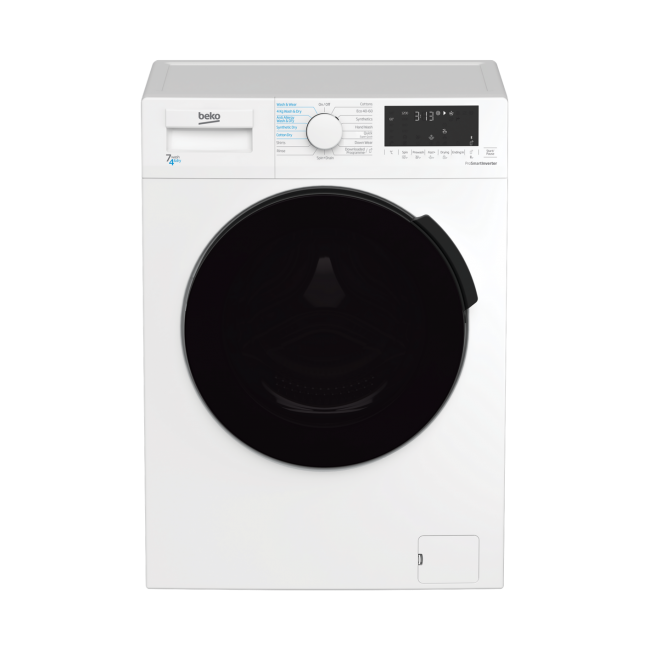 Beko WDL742441W 7kg/4kg 1200 Spin Washer Dryer -  B