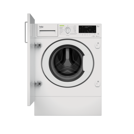 Beko WDIK752421F 7kg/5kg 1200 Spin Built In Washer Dryer - 2Yr Warranty