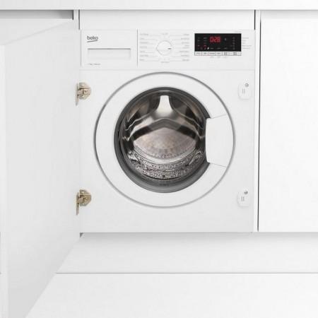 Beko WTIK74151F 7kg 1400 Spin Washing Machine - A+++--2 Yr Warranty
