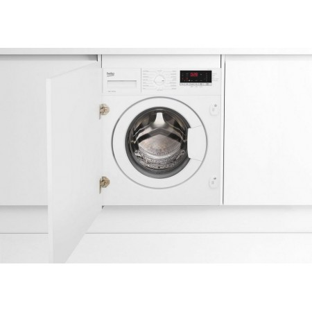 Beko WTIK74151F 7kg 1400 Spin Washing Machine - A+++--2 Yr Warranty