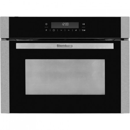 Blomberg OKW9440X Built In Electric Combi Microwave Oven - Stainless Steel-5 Year Warranty