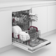 Blomberg LDV42221 Integrated Dishwasher - Stainless Steel - A++  5 year warranty