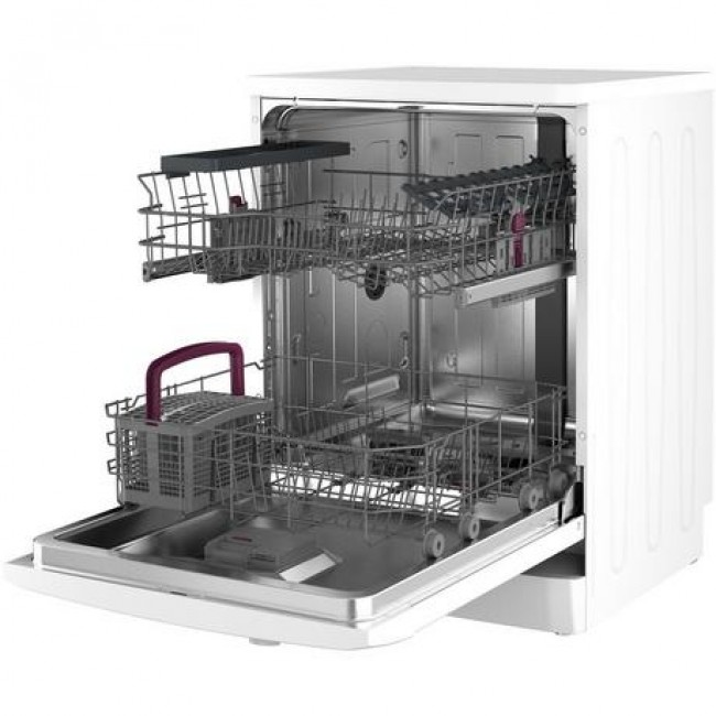 Blomberg LDF30110W Full Size Dishwasher - White -3 Year warranty