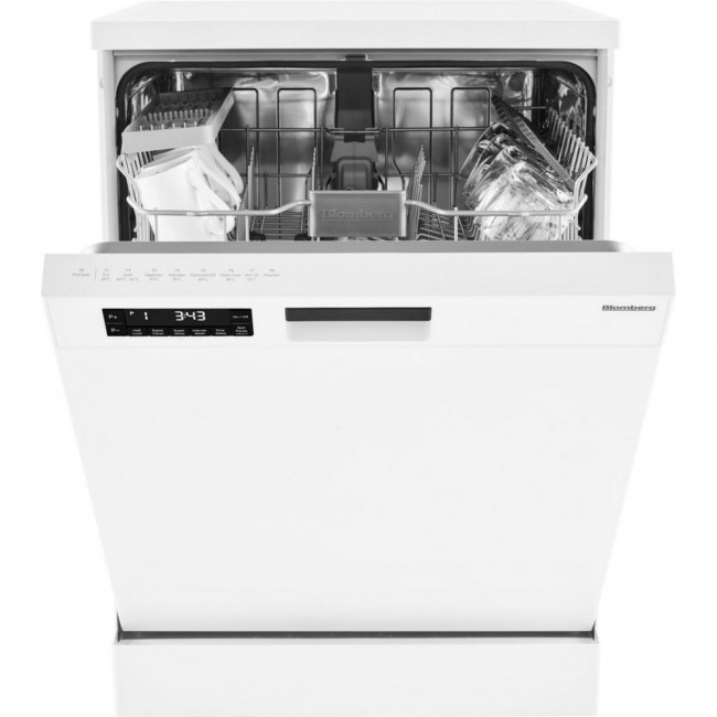 Blomberg LDF42240W Full Size Dishwasher - White- 3 Year Warranty