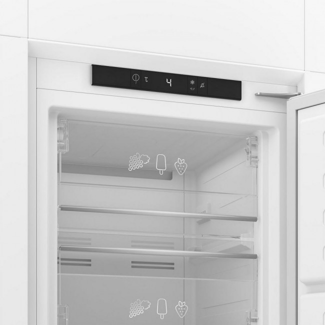 Blomberg FNT454i Frost Free Integrated Freezer- A+ Energy Rated--5 Year Warranty