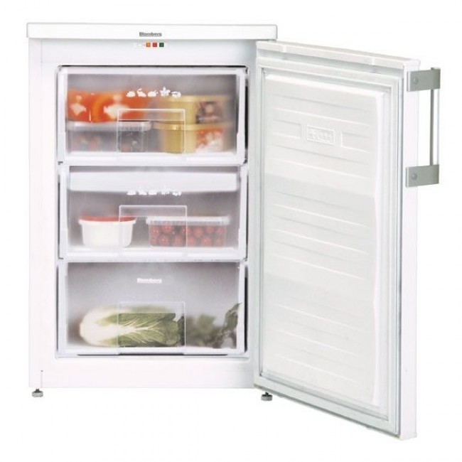 Blomberg FNE1531P 54.5cm Frost Free Undercounter Freezer-3 year warranty