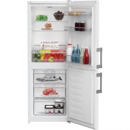 Blomberg KGM4530 55cm Frost Free Fridge Freezer - White -3 Year Warranty