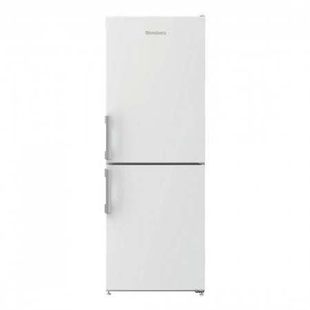 Blomberg KGM4530 55cm Frost Free Fridge Freezer - White -3 Year Warranty
