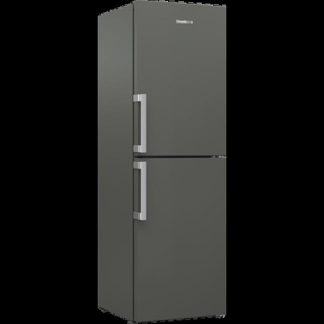 Blomberg KGM4663G Frost Free Fridge Freezer - Graphite - A+