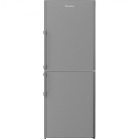 Blomberg KGM4881X Frost Free Fridge Freezer - Stainless Steel - A+ Energy Rated