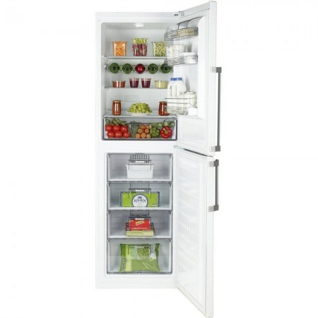 Blomberg KGM9681X 60cm Frost Free Fridge Freezer- 3 Year warranty-Stainless Steel