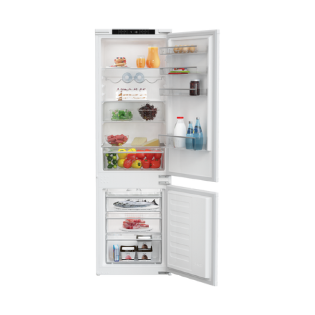 Blomberg KNM4553EI Integrated Frost Free Fridge Freezer - A+--3 Year warranty