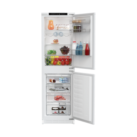 Blomberg KNM4563EI Integrated Frost Free Fridge Freezer - A+--3 Year Warranty