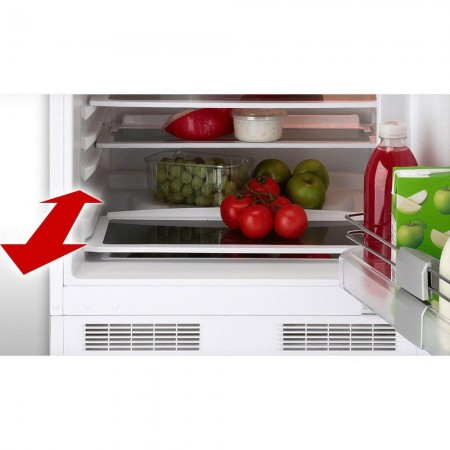Blomberg TSM1750U Integrated Auto Defrost Larder Fridge -5 year Warranty