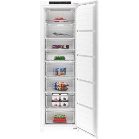 Blomberg FNT3454I 54cm Integrated Frost Free Tall Freezer - 3Yr Warranty - A+