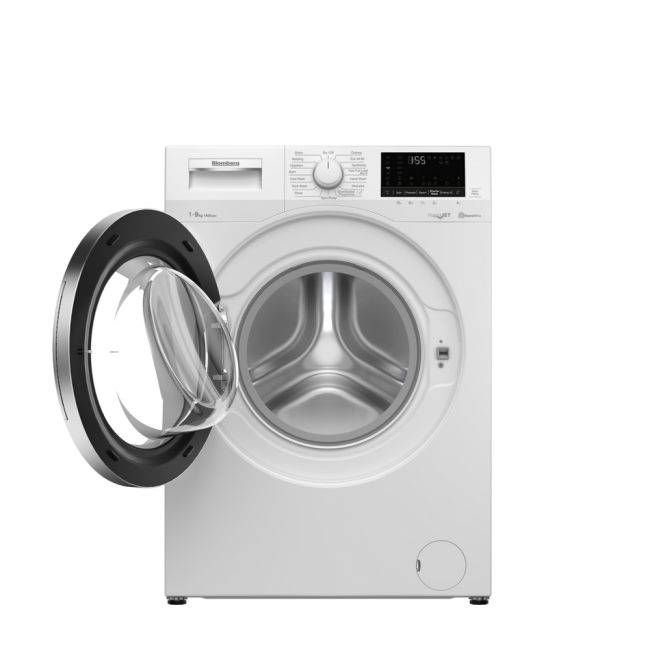Blomberg LWF194520QW 9kg 1400 Spin Washing Machine - White - A+++  3 Yr Warranty