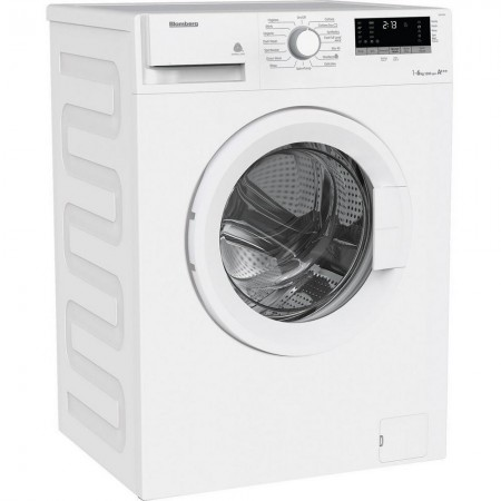 Blomberg LBF1623W 6kg 1200 Spin Slim Depth Washing Machine 3 year Warranty