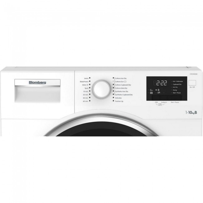 Blomberg LTK21003W 10kg Condenser Tumble Dryer 3 year Warranty