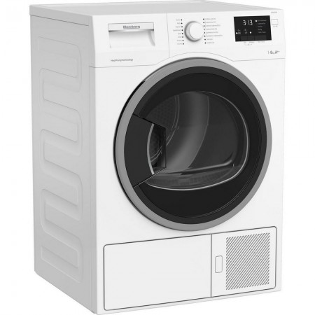 Blomberg LTP2832W 8kg Heat Pump Tumble Dryer - White - A++ Rated-3YR Warranty