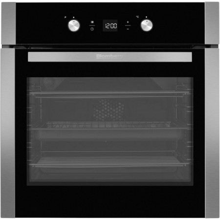 Blomberg OEN9302X Built In Fanned Electric Single Oven - S/Steel-5 Year Warranty