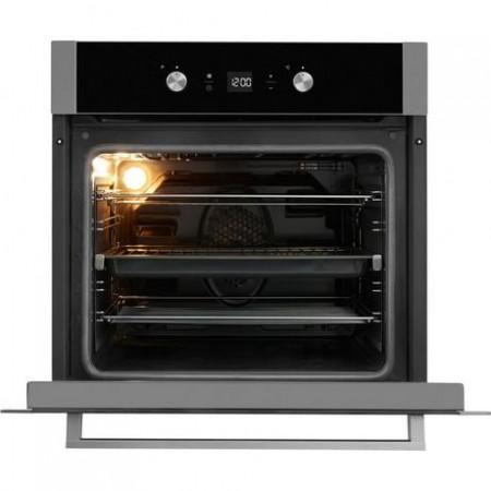 Blomberg OEN9322X Built In Electric Single Multi-function Oven - Stainless Steel-5 year warranty