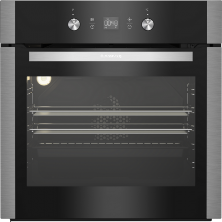 Blomberg OEN9331XP Built In Electric Single Oven - Stainless Steel-- 5 Year Warranty