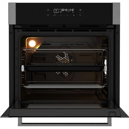 Blomberg OEN9480X Built In  Pyro  Electric Single Oven - S/Steel - A+ Rated 5 Yr Warranty