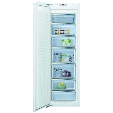 Bosch GIN81AEF0G Frost Free Built In Tall Freezer - A++ Energy Rated-5Yr Warranty