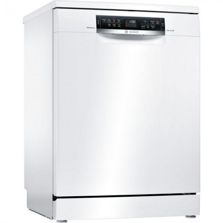 Bosch SMS67MW00G 14 Place Settings Dishwasher with PerfectDry - White - A+++ 5 year Warranty