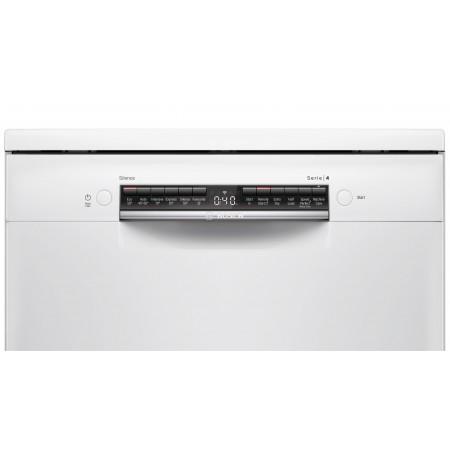 Bosch SMS4HCW40G Full Size Dishwasher - 2Yr Warranty - 14 Place Settings