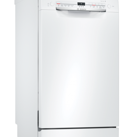 Bosch SPS2IKW04G Slimline Dishwasher - - A++ Energy Rated