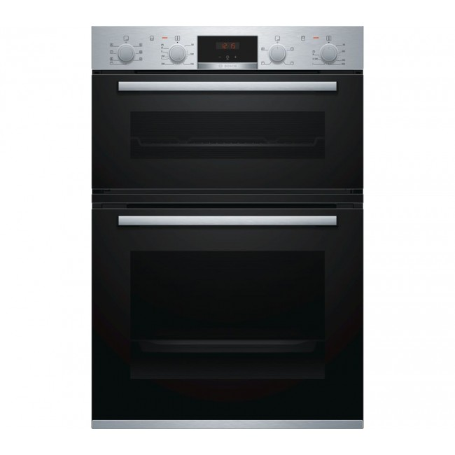 Bosch MBS533BS0B  Electric Double Oven- Stainless Steel-2 Year Warranty