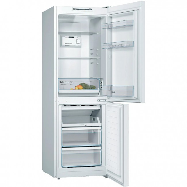 Bosch KGN33NWEAG Frost Free Fridge Freezer - White - A++ Rated 2 year Warranty