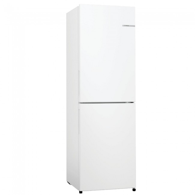 Bosch KGN27NWFAG 55cm Fridge Freezer - White - Frost Free-2Yr Warranty