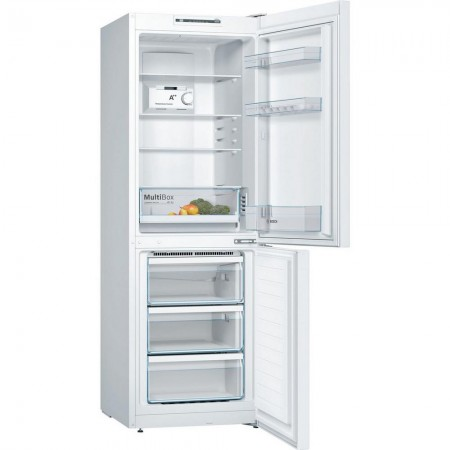 Bosch KGN33NW3AG 60cm Frost Free Fridge Freezer - White - A++ 2 Year Warranty