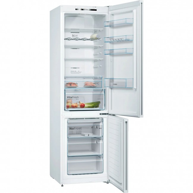 Bosch KGN39VWEAG Frost Free Fridge Freezer - White - A++  2 Year Warranty